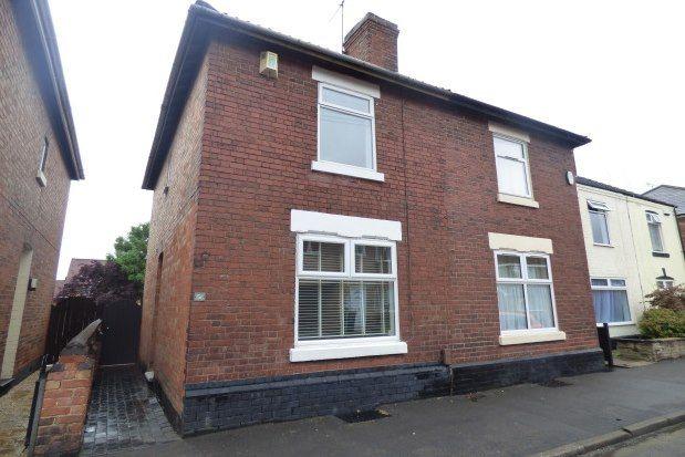2 bed property to rent in Warren Street, Derby DE24