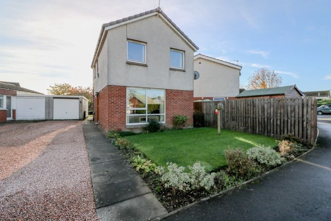 Thumbnail Detached house to rent in Quarryknowe Crescent, Inchture, Perthshire