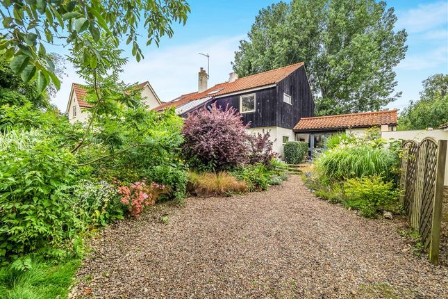 Thumbnail Detached house for sale in The Street, Burgh, Norwich