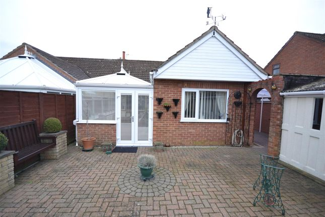 Thumbnail Bungalow for sale in Gowing Road, Hellesdon, Norwich