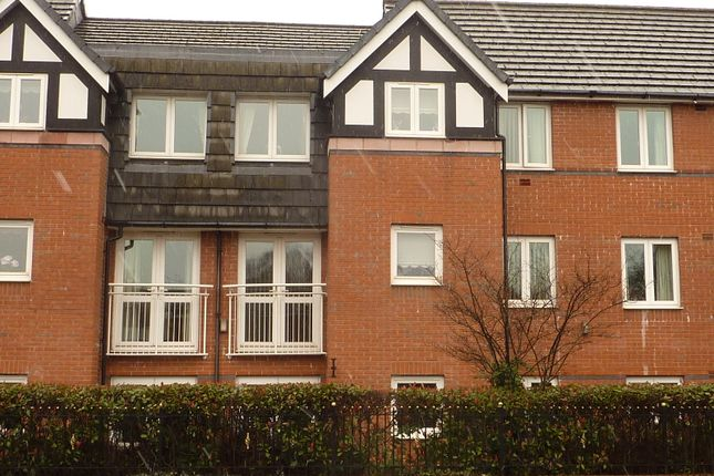 Thumbnail Flat for sale in Chatsworth Court, Ashbourne