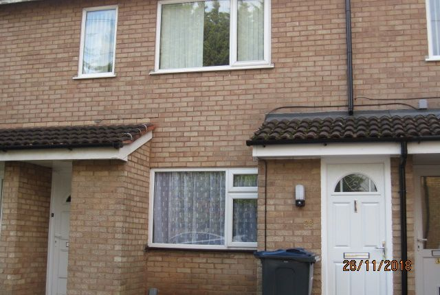 Front of Swan Copse, Yardley, Birmingham B25