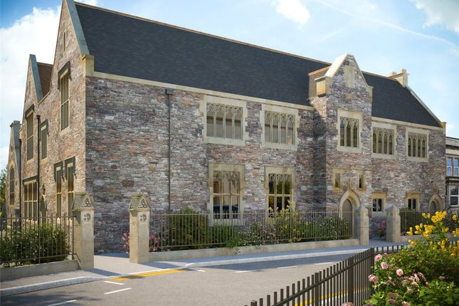 Thumbnail Flat for sale in Hansom Hall, Newfoundland Road, St. Agnes, Bristol