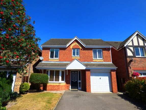 4 bed detached house for sale in Golding Crescent, Burton-On-Trent, Staffordshire