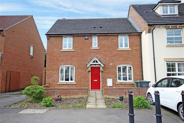 Thumbnail Semi-detached house for sale in Carp Road, Calne, Wiltshire