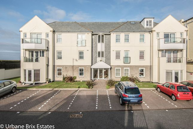 Thumbnail Flat for sale in Spinnakers Pentire Avenue, Newquay