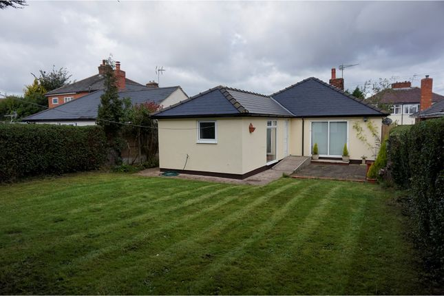 Thumbnail Detached bungalow for sale in Sutton Drive, Shelton Lock
