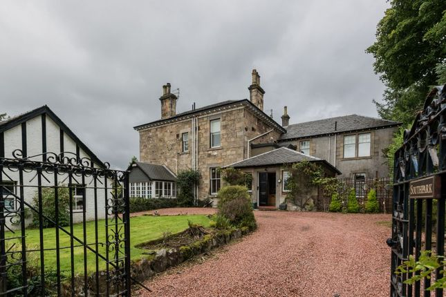Thumbnail Property for sale in Southpark, Rowantreehill Road, Kilmacolm