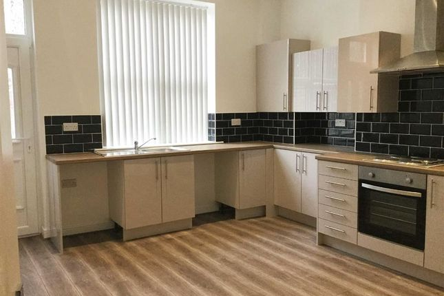 Thumbnail End terrace house to rent in Redgrave Street, Oldham