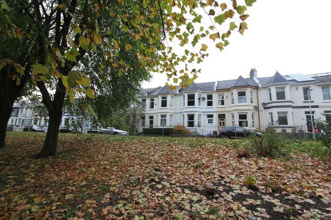 Thumbnail Flat to rent in St. Barnabas Terrace, Stoke, Plymouth