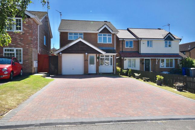 Thumbnail Detached house for sale in Diana Way, Burton Latimer, Kettering