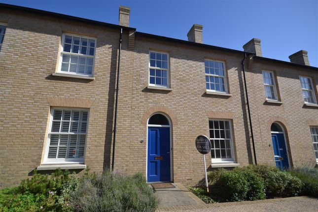 Thumbnail Terraced house for sale in Reeve Street, Poundbury, Dorchester
