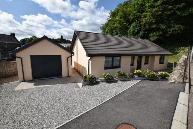 3 bed detached bungalow for sale in Manse Brae, Rothes, Aberlour AB38