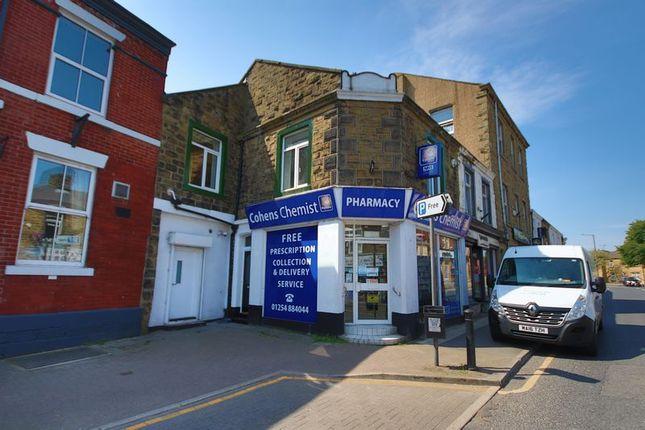 Thumbnail Flat to rent in High Street, Rishton, Blackburn, Lancashire.