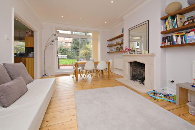 Thumbnail Detached house for sale in Brookfield Park, London