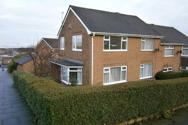 3 bed semi-detached house to rent in West Wylam Drive, Hexham