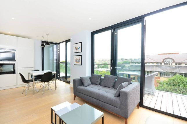 Thumbnail Flat to rent in Spitfire Building, King's Cross
