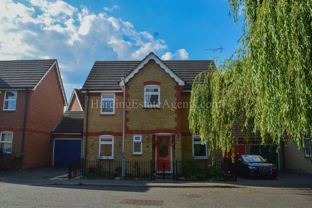Thumbnail Detached house for sale in Headingley Close, Pitsea, Essex