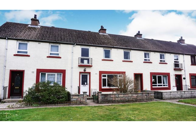 Thumbnail Terraced house for sale in Silverbank Crescent, Banchory