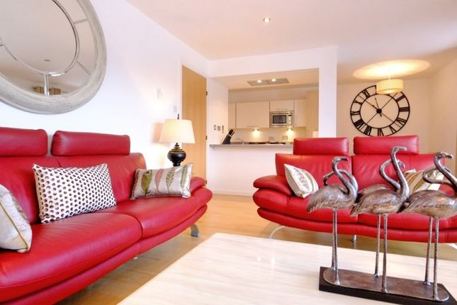 Thumbnail Penthouse to rent in Burnside Drive, Flat F, Dyce, Aberdeen