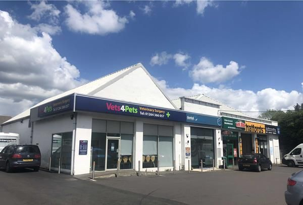 Thumbnail Retail premises to let in Unit 1A, 132 Weyhill Road, Andover