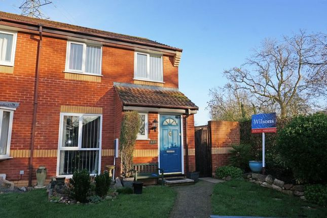 Thumbnail Semi-detached house for sale in Farriers Green, Monkton Heathfield, Taunton