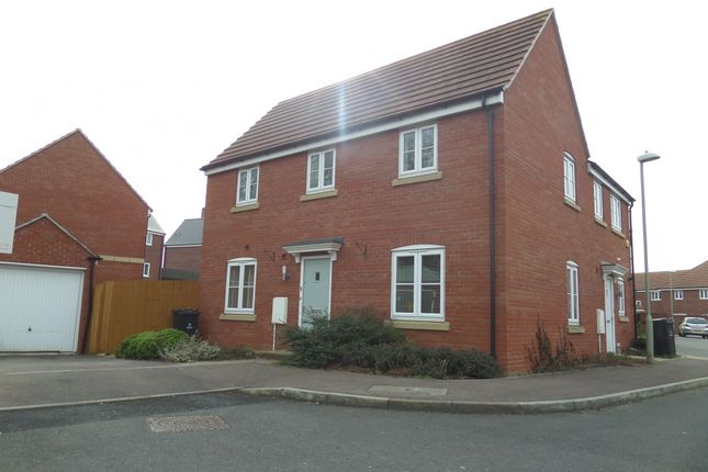 Thumbnail Semi-detached house to rent in Drydock Way, Gloucester