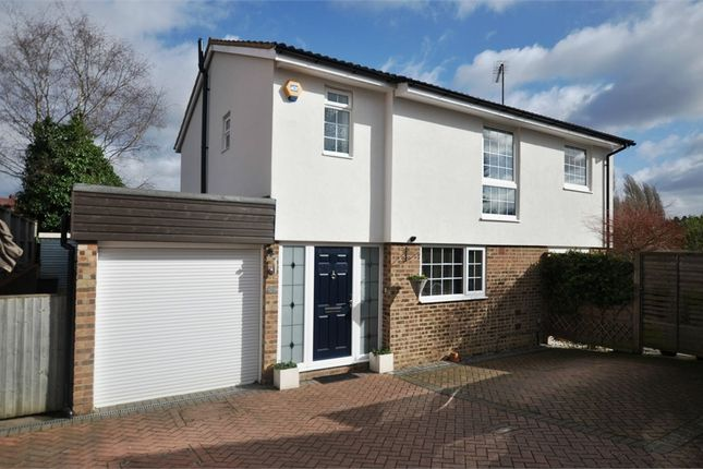 Thumbnail Detached house for sale in Cavendish Meads, Sunninghill, Ascot, Berkshire