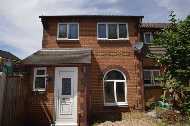 Thumbnail End terrace house for sale in Bonner Walk, Chafford Hundred, Essex