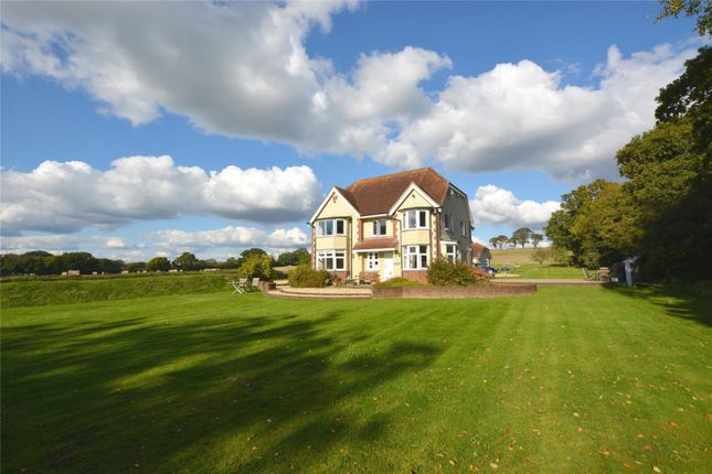 Thumbnail Detached house for sale in Undershore Road, Lymington, Hampshire