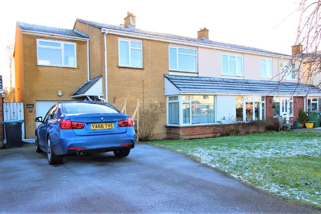 Thumbnail Semi-detached house to rent in Chambersbury Lane, Hemel Hempstead