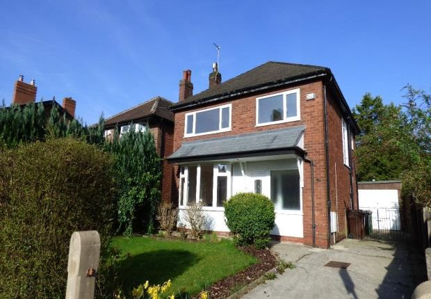 Thumbnail Detached house for sale in Victoria Parade, Ashton-On-Ribble, Preston