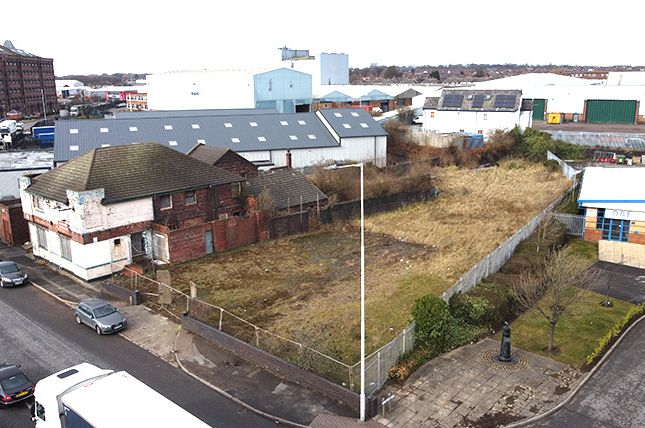 Thumbnail Land for sale in Dock Road, Wirral CH41, Wirral,