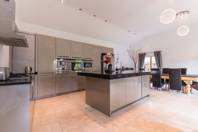 Thumbnail Detached house for sale in Keen's Acre, Stoke Poges, Slough