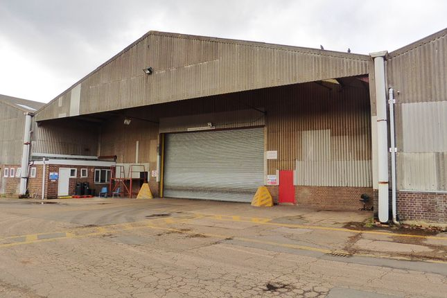 Thumbnail Warehouse to let in King's Lynn