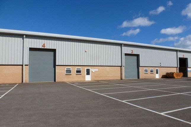 Thumbnail Warehouse to let in Unit 3 & 4, Leyland Court, Lowestoft