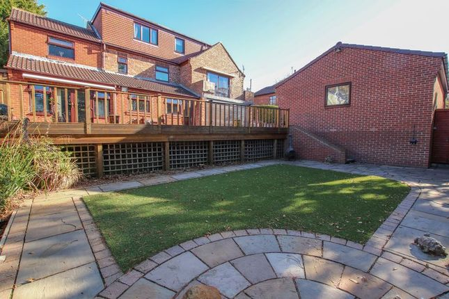 Thumbnail Detached house for sale in Saltburn Road, Brotton, Saltburn-By-The-Sea