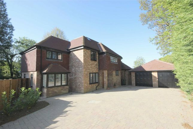 Thumbnail Detached house for sale in Green Lane Close, Harpenden, Hertfordshire