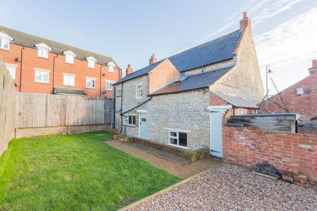 4 bed terraced house for sale in High Street, Irthlingborough, Wellingborough NN9