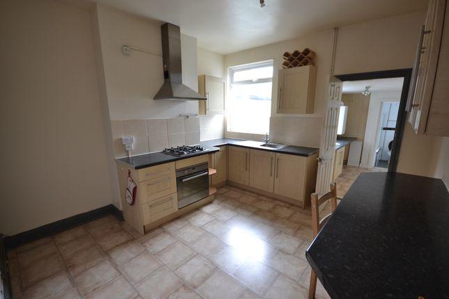 Terraced house to rent in Stanier Street, Fenton, Stoke-On-Trent