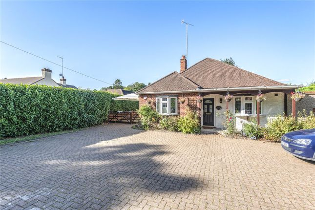 Thumbnail Bungalow for sale in Fir Tree Hill, Chandlers Cross, Rickmansworth, Hertfordshire