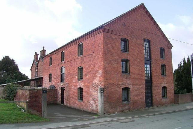 Thumbnail Flat to rent in Apartment 4, The Old Creamery, Four Crosses, Llanymynech, Powys