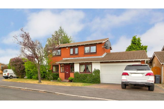 Detached house for sale in Wyvern Gardens, Dore, Sheffield