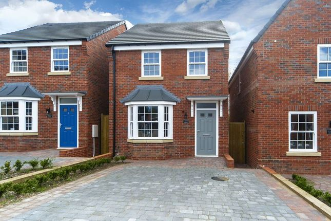 Thumbnail Detached house for sale in Chambers House 3, Nuevo Court, Newbridge Crescent, Wolverhampton