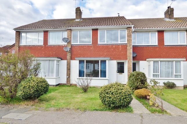 3 bed terraced house to rent in Seaton Park, Wick, Littlehampton BN17