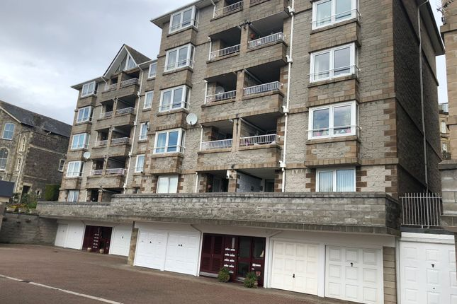 Thumbnail Flat to rent in Highbury Road, Weston-Super-Mare