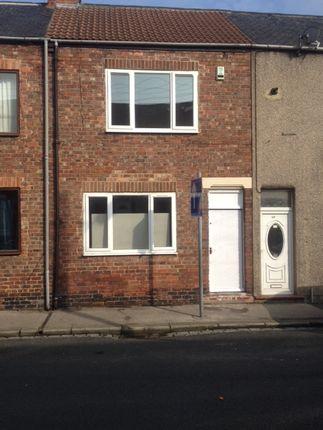 Thumbnail Terraced house for sale in Third Street, Peterlee, Peterlee