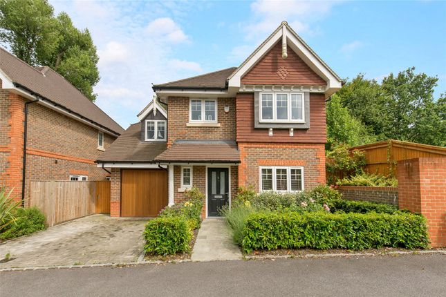 Thumbnail Detached house for sale in Woodpecker Chase, Lindfield, Haywards Heath, West Sussex
