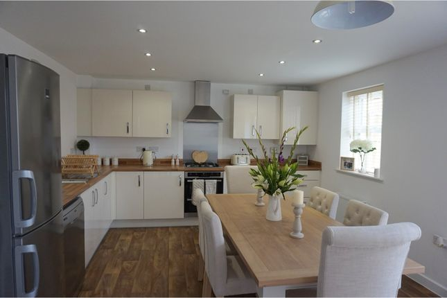 Thumbnail Detached house for sale in Bluebell Court, Pontefract