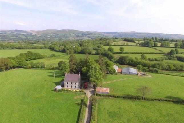 Thumbnail Farm for sale in Tregaron, Ceredigion